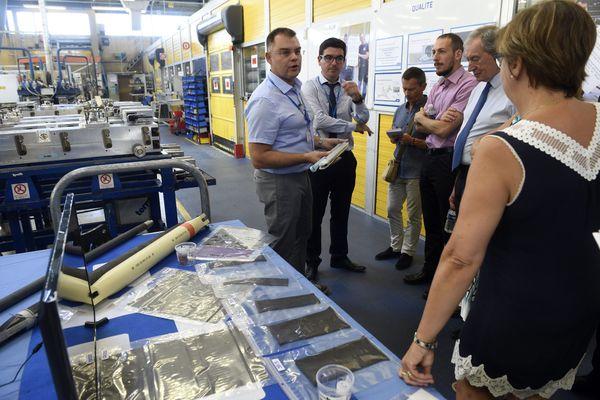 L'entreprise SKF à Lons-le-Saunier a annoncé la suppression de 123 postes.