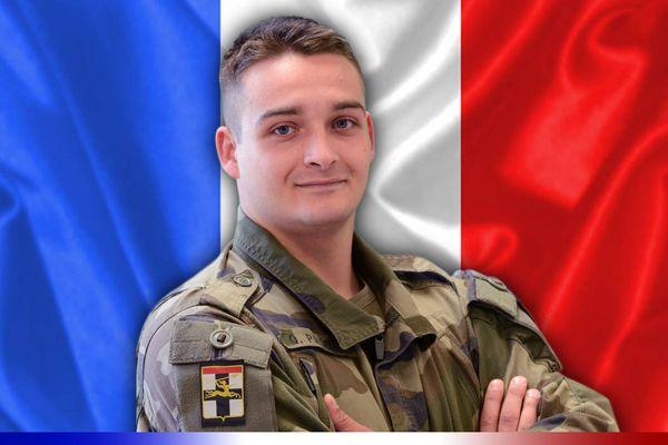 Le chasseur 1ère classe Quentin Pauchet est décédé en mission au Mali lundi 28 décembre 2020
