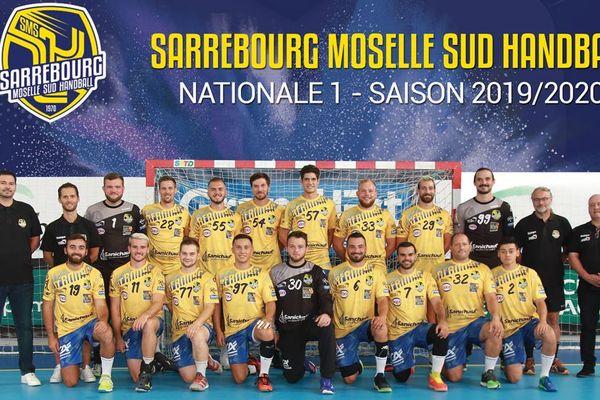 Le Sarrebourg Moselle Sud Handball devrait évoluer en Proligue (deuxième division) la saison prochaine.