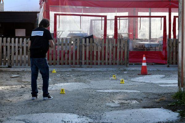 Photo d'archives. Le frère du footballeur Serge Aurier a été tué par balles à Toulouse en juillet dans une boite de nuit.