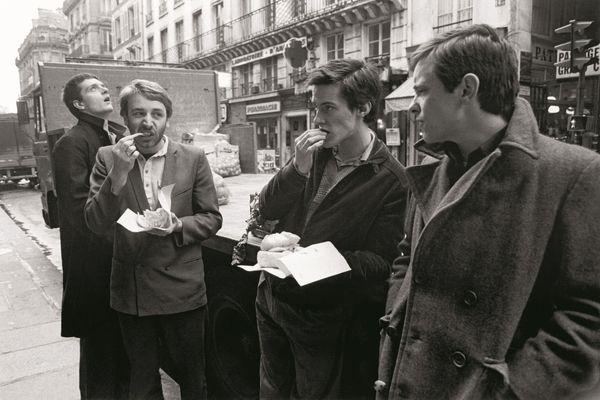 Joy Division, 18 décembre 1979, Rue St Denis, Paris 1979