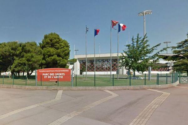 Narbonne (Aude) - le parc des sports et de l'amitié - archives.