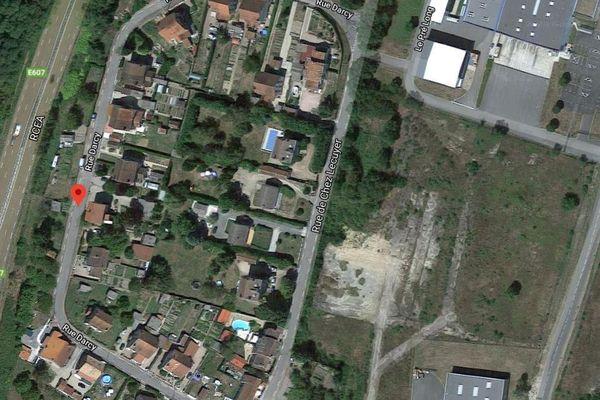 Une femme a été retrouvée décédée dans ce quartier de Montceau-les-Mines mercredi 23 septembre 2020