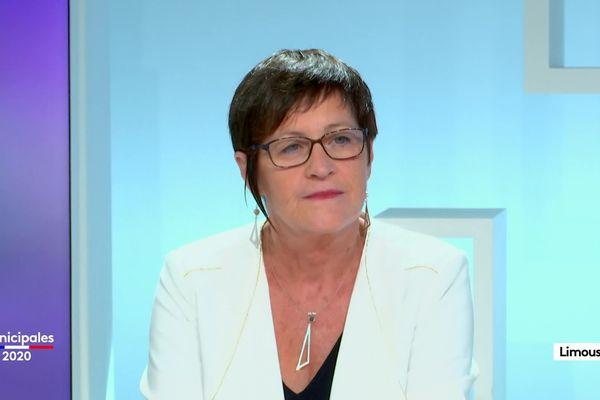 Résultats Municipales 2020 : Marie-Françoise Fournier élue à Guéret