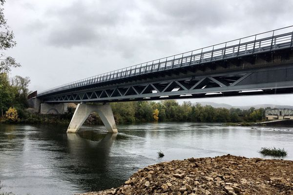Après 2 ans de travaux le pont de Cattenom Koenigsmacker rouvre à la circulation le 15 octobre 2019