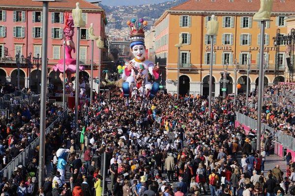 En 2019, près de 37 000 entrées ont été vendues à des touristes étrangers au Carnaval de Nice.
