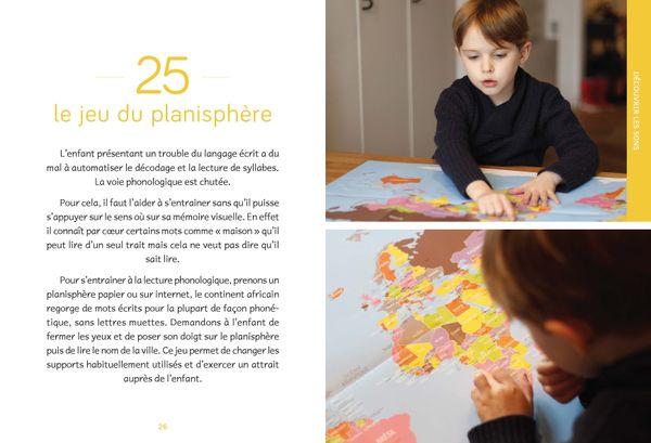 100 activités pour enfant dys de Cécile Zamorano et Françoise Chée
