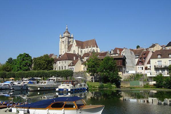 Dole, Jura, une ville à visiter...