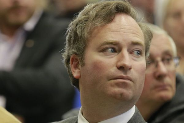 Jean-Baptiste Lemoyne, sénateur de l'Yonne apparenté Les Républicains