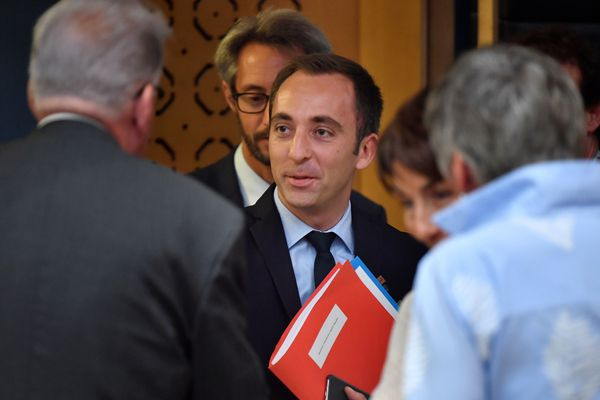 Jean-Marie Girier, nouveau préfet du Territoire de Belfort.