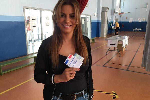 Jamila Haddoum veut inciter son quartier du Neuhof à voter.