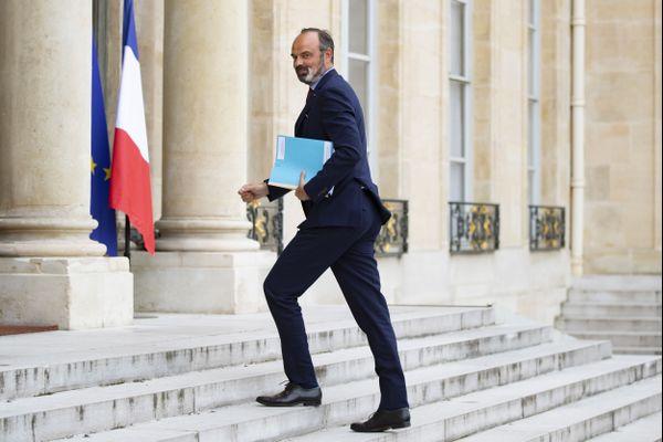 Edouard Philippe a présenté ce matin la démission de son gouvernement.