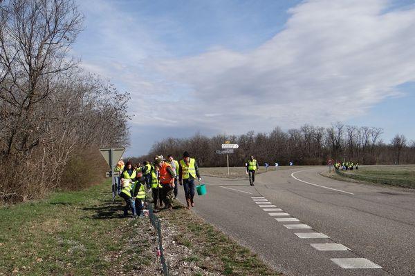 Indispensables bénévoles pour un comptage sur une soixantaine de sites en Alsace