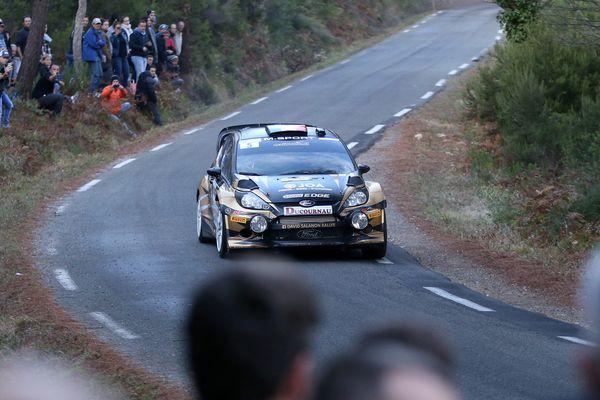 David Salanon a remporté ce dimanche en fin de matinée le rallye du Var.