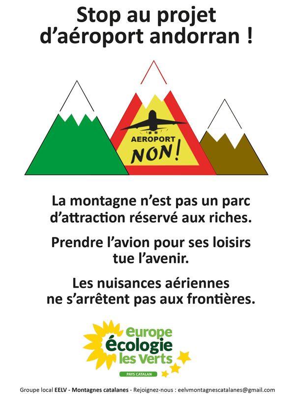 Europe Ecologie Les Verts des Pyrénées-Orientales se mobilisent