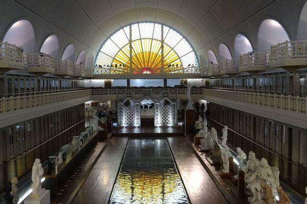 La Piscine de Roubaix rouvrira ses portes après 18 mois de travaux à l'occasion des 3èmes journées nationales de l'architecture du 19 au 21 octobre.