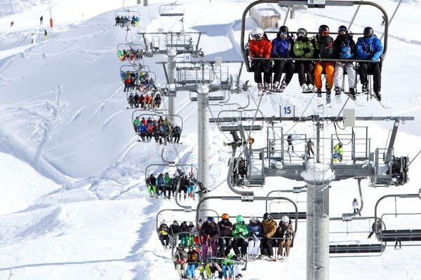 Ski à Cauterets