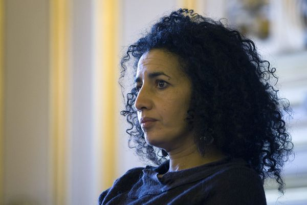 Lela Bencharif, vice présidente de la Région Rhône-Alpes