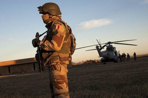 Un légionnaire au Mali