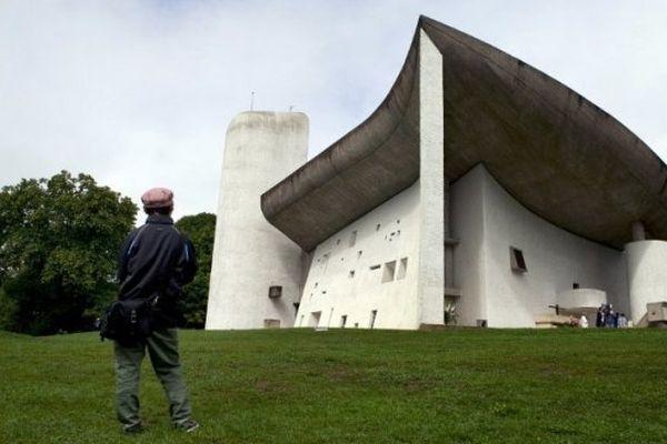 La chapelle de Ronchamp est classée au patrimoine mondial de l'Unesco depuis juillet 2016
