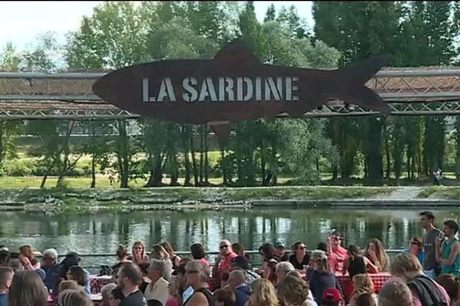 """Orléans : la guinguette """"La Sardine"""" restera fermée mardi 14 juillet suite à l'agression de son gérant"""
