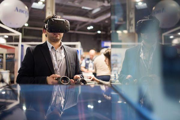 Navigation et réalité augmentée est l'une des interventions au programme de ce salon.