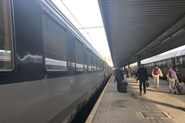 Vendredi 6 septembre, Jean-Baptiste Djebbari, secrétaire d'État chargé des Transports a fait plusieurs annonces concernant la ligne ferroviaire Clermont-Ferrand-Paris.