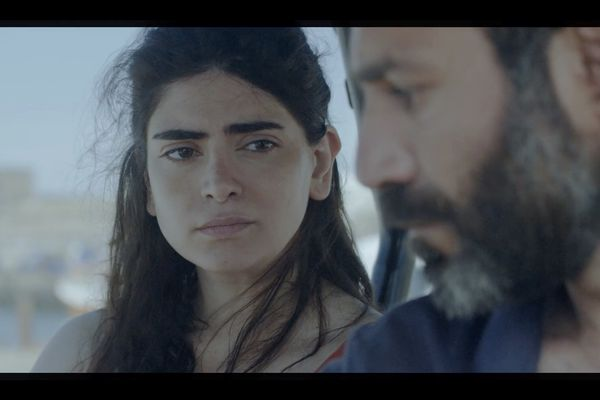L'actrice Masa Zaher a reçu le prix d'interprétation féminine du concours France Télévisions du Court-métrage
