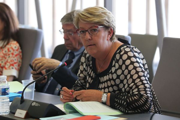 Pauline Steiner est entrée au conseil départemental de l'Aube en 2015. Ses collègues ont salué son dynamisme et son engagement.