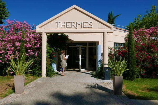 Les Thermes ont rouvert ce lundi 6 juillet aux Fumades-les-Bains dans le Gard - archives