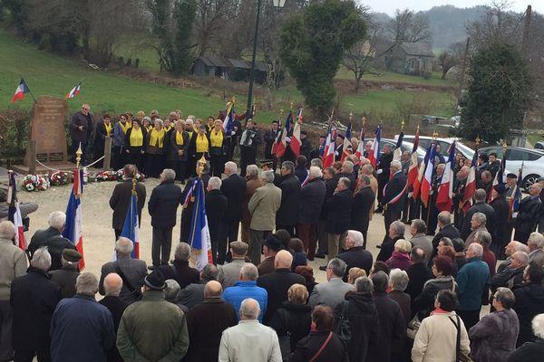 L'inauguration a réuni plus d'une centaine de personnes