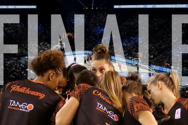 Une finale de plus pour les filles du Tango Bourges Basket