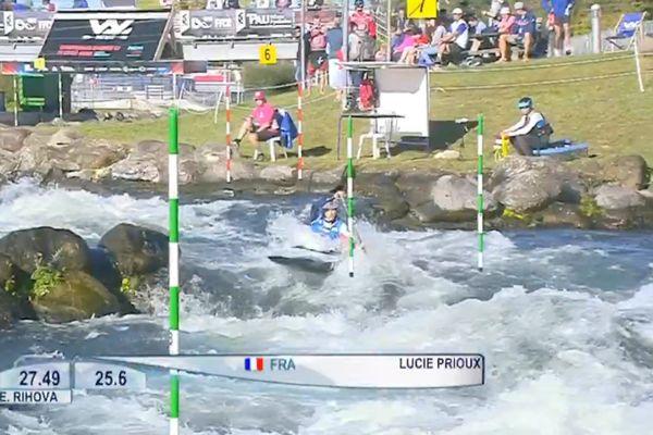 Les Championnats du mondes de canoë-kayak en septembre dernier ont fait grand impression sur la délégation européenne en déplacement à Pau.
