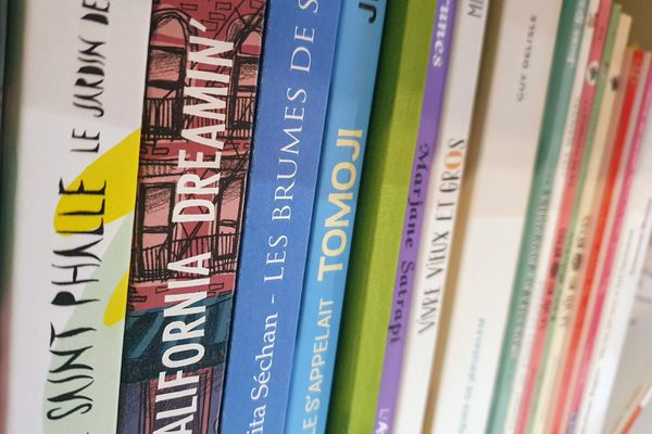 Il est toujours possible d'emprunter des ouvrages dans les médiathèques de la métropole clermontoise, mais il faut prendre rendez-vous. Image d'illustration