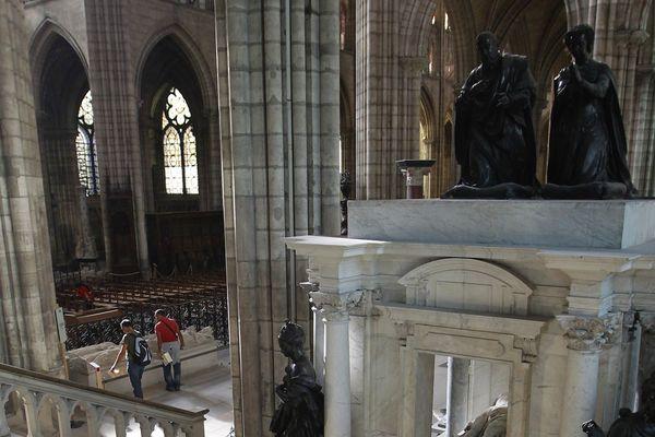La Basilique Saint-Denis, dernière demeure des souverains français