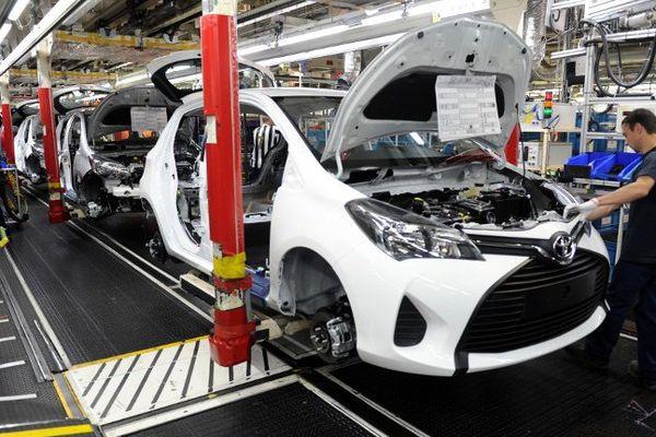 500 intérimaires recrutés chez Toyota.