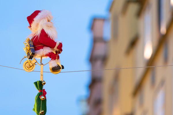 Noel à Osnabrueck en Allemagne