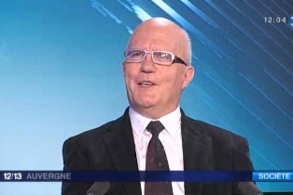 Le président des Restos du Coeur du Puy-de-Dôme était l'invité du journal lundi midi