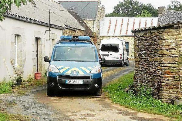 Le 23 août 2018, à Plonévez-du-Faou (Finistère), Vincent Calvez était tué de deux balles dans la tête