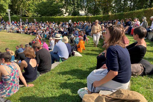 Près de 3.000 personnes sont attendues jusqu'à samedi aux Journées d'été des écologistes.