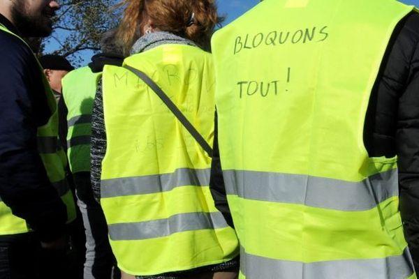 Les gilets jaunes préparent la journée d'action du 17 novembre (Image d'illustration)