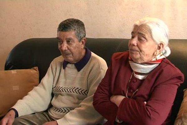 Les époux Mokrani sont arrivés en France en décembre 1962.