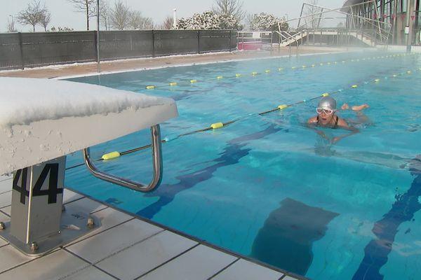 Depuis le 19 janvier, la piscine de Sablé-sur-Sarthe est ouverte sur réservations