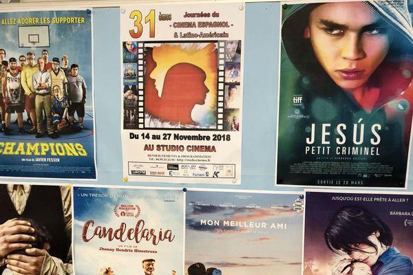 La 31ème quinzaine du cinéma espagnol et latino-américain se déroule jusqu'au 27 novembre à Bastia.
