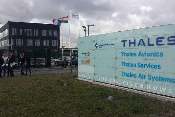 Le site toulousain de Thales AVS anciennement Thales Avionics