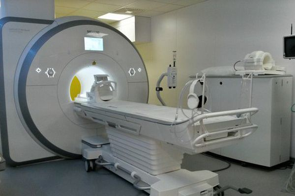 Le tout nouvel IRM va permettre de traiter les patients dans les meilleurs délais