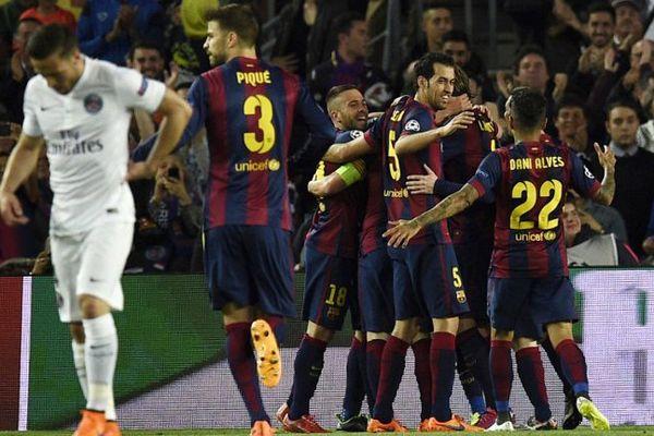 Avec un doublé de Neymar en 1ère période, le Barça s'est montré une nouvelle fois intraitable.