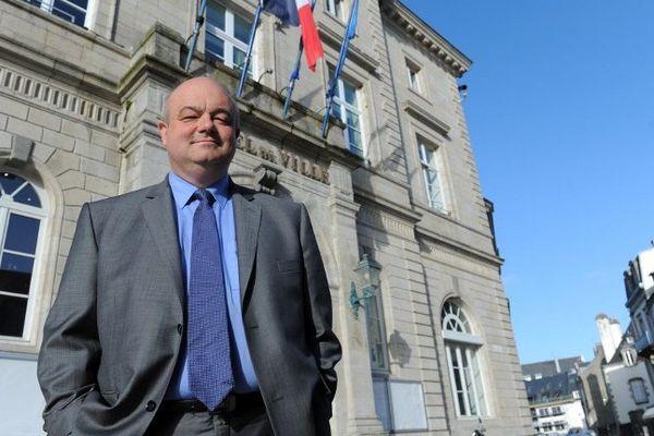 Ludovic Jolivet maire de Quimper (UMP)