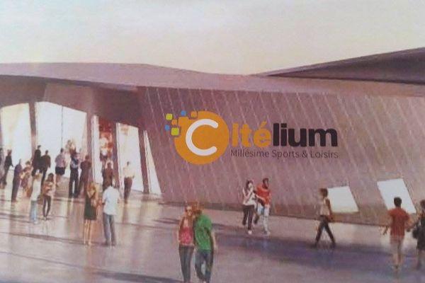 Citélium, millésime sport et loisirs, le nouveau centre aquatique de Château-Thierry