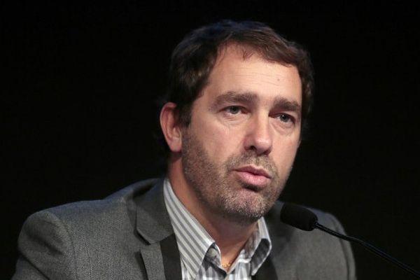 Christophe Castaner député-maire PS de Forcalquier.